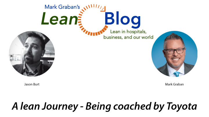 Mark Graban Lean Blog